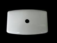 Tapa plástica exterior blanca