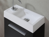 Mueble de baño aéreo